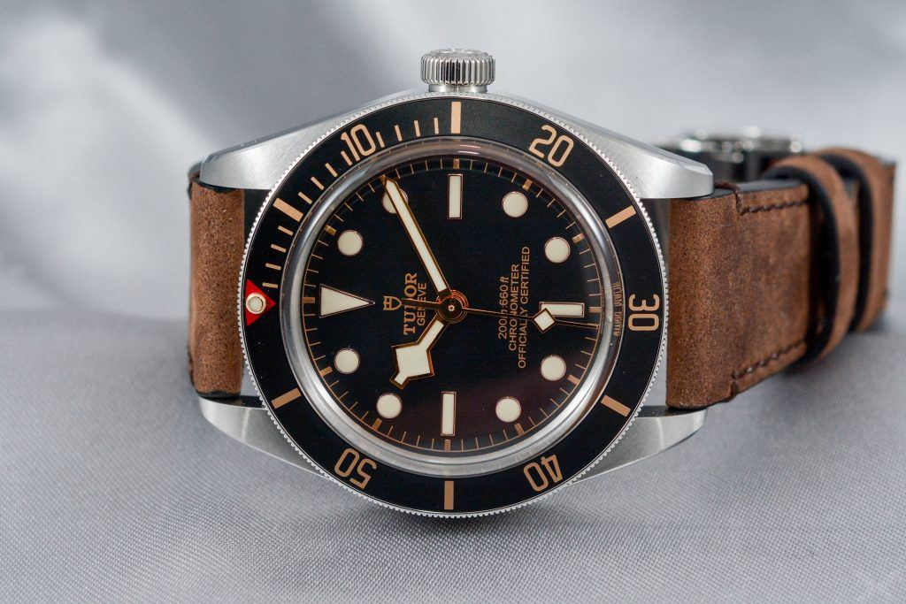 Luxify Review Hands on Tudor Heritage Black Bay Fifty Eight