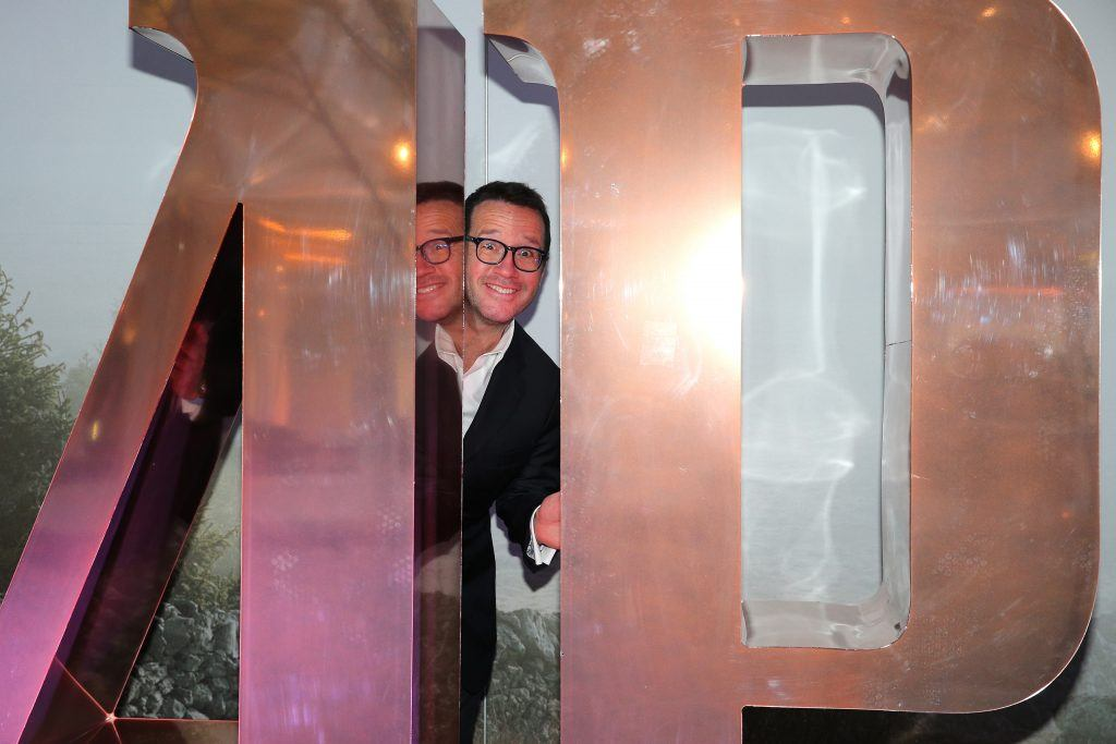 Audemars Piguet CEO François-Henry Bennahmias AP House Munich Opening
