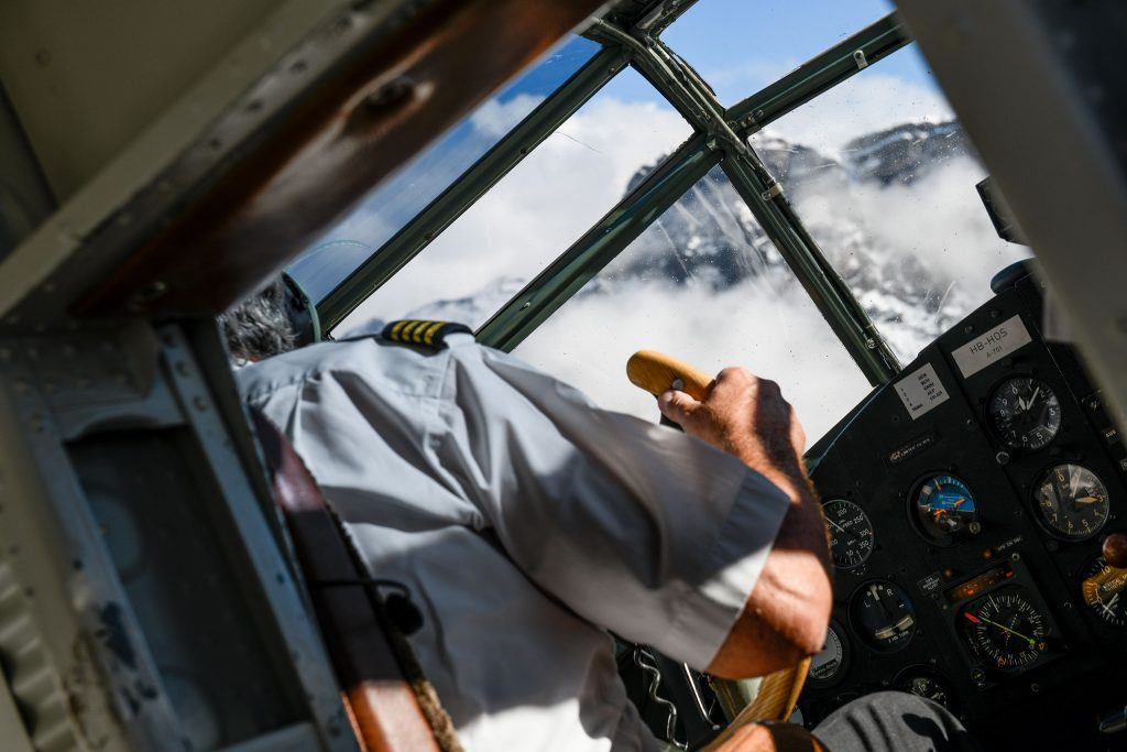 Luxify Reisebericht Junkers Ju-52 Ju-Air IWC Schaffhausen