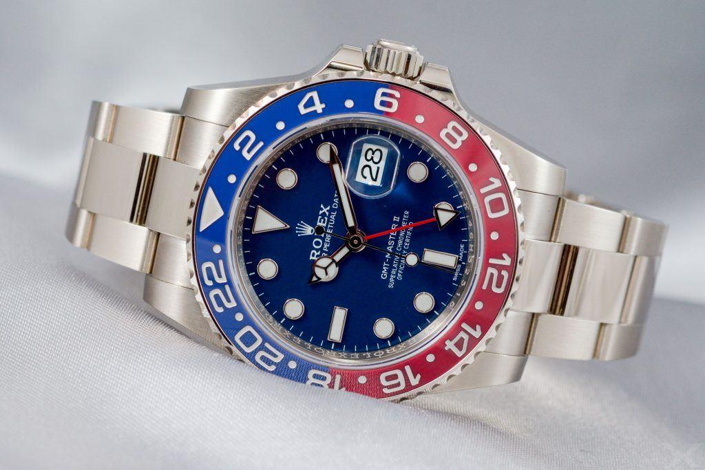 Rolex GMT-Master II Pepsi 117619 BLRO