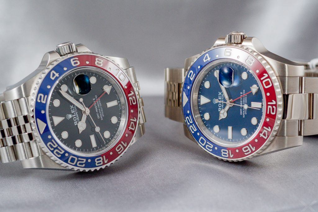 Luxify Rolex GMT-Master II Pepsi 116719BLRO