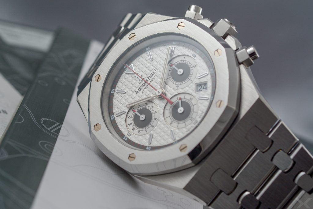 Luxify Review Audemars Piguet Royal Oak Dr. Crott