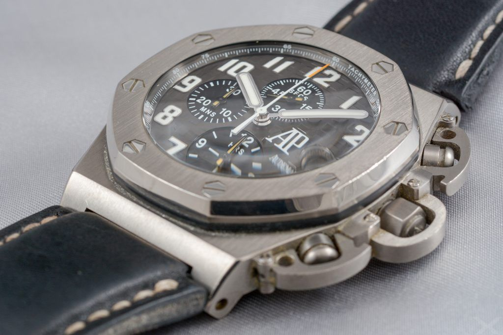 Luxify Review Audemars Piguet Royal Oak Offshore T3 Dr. Crott