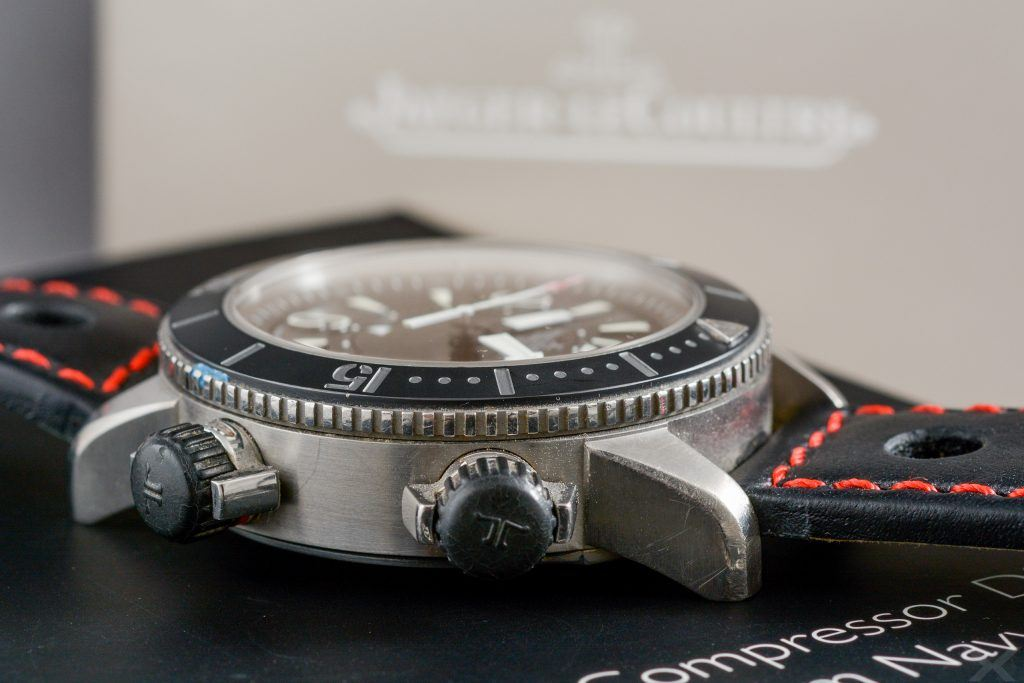 Luxify Review Jaeger-LeCoultre Memovox Alarm Dr. Crott