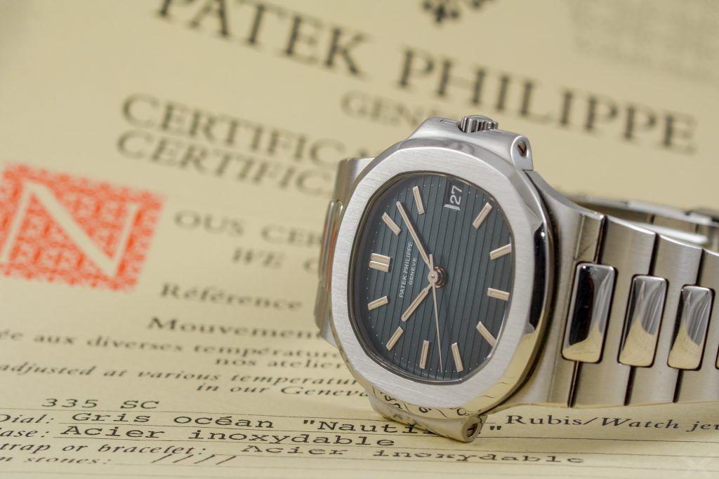 Luxify Review Patek Philippe Vintage Nautilus 3800 Dr. Crott