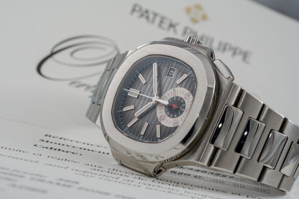 Luxify Review Patek Philippe Vintage Nautilus 5980 Dr. Crott