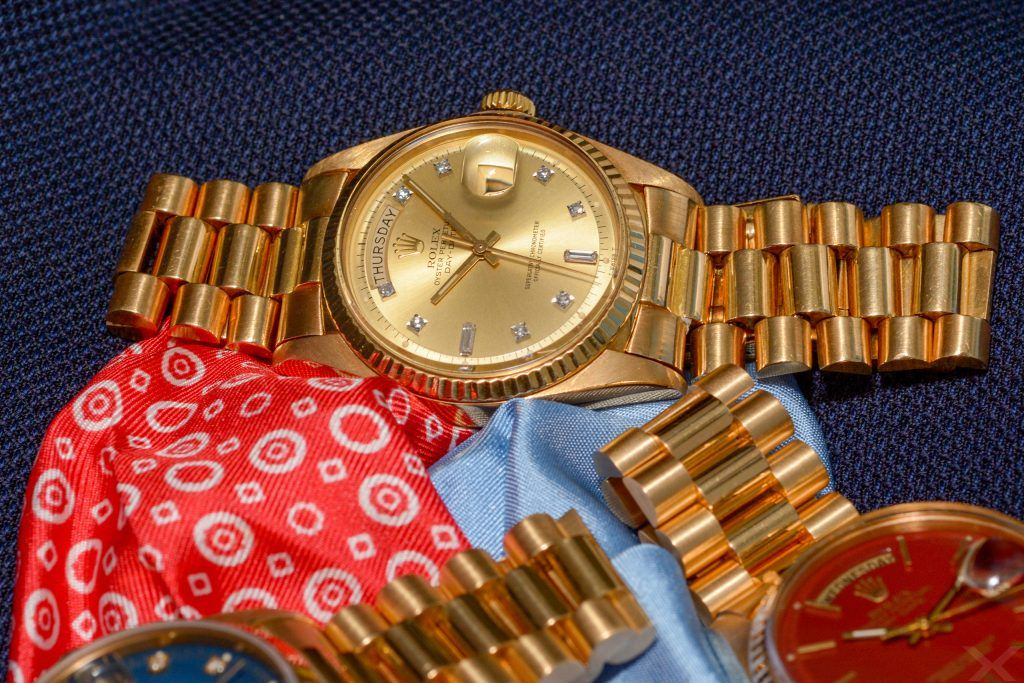 Luxify Review Rolex Day-Date Dr. Crott