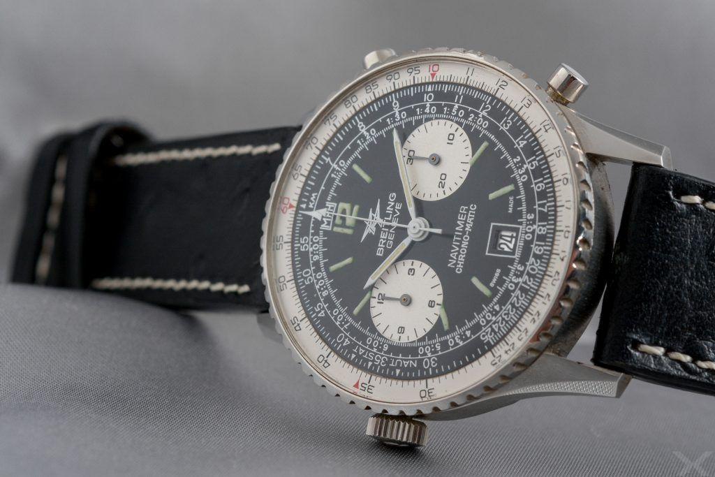 Luxify Review Vintage Breitling Dr. Crott