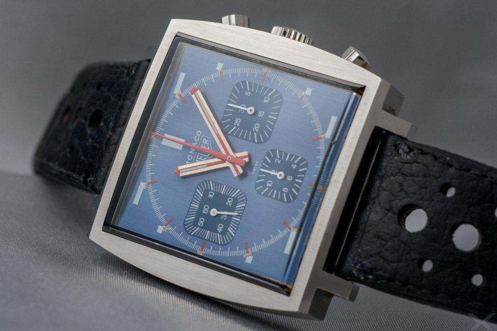 Luxify Review Vintage Heuer Chronograph Monaco Dr. Crott