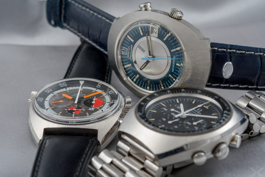 Luxify Review Vintage Omega Seamaster Speedmaster Dr. Crott