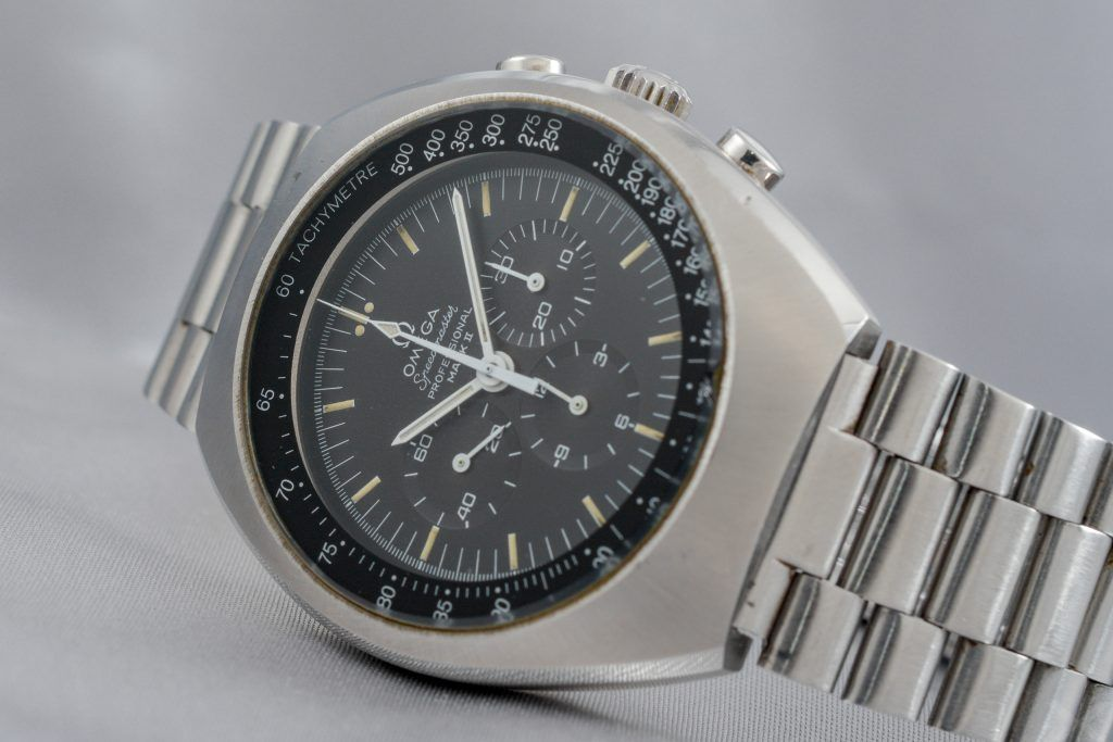 Luxify Review Vintage Omega Speedmaster Mark II Dr. Crott