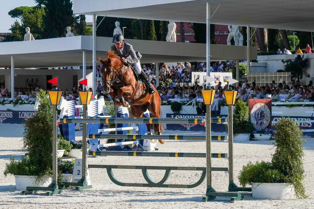 Luxify Longines Global Champions Tour Grand Prix of Rome 2018