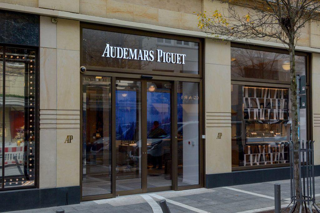 Luxify Opening Audemars Piguet AP Boutique Frankfurt