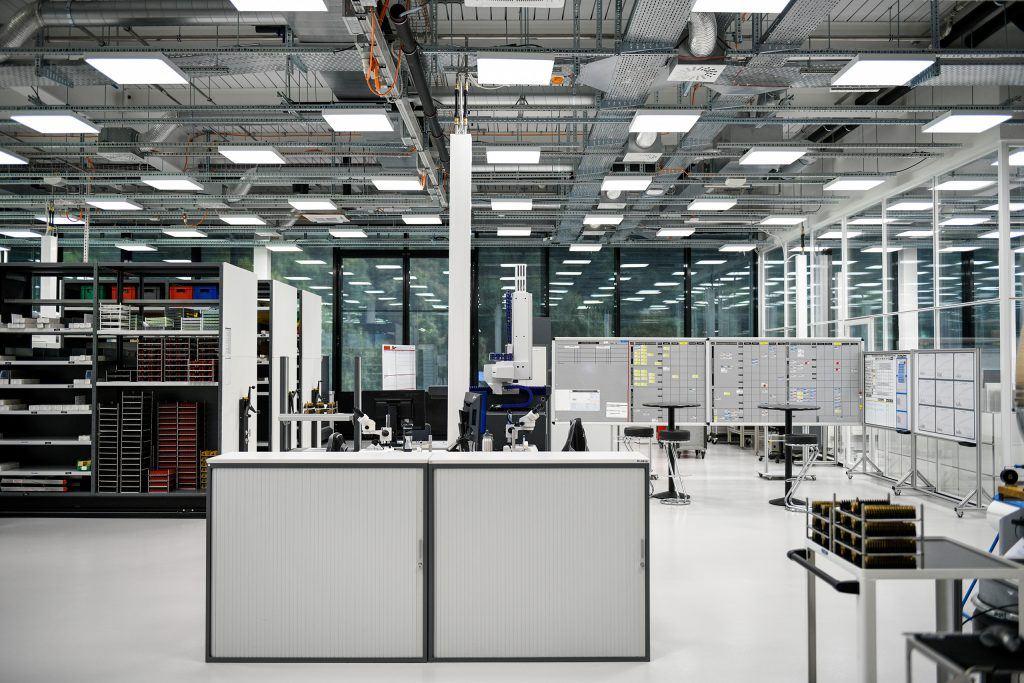 Luxify Architektur IWC Manufakturzentrum Schaffhausen