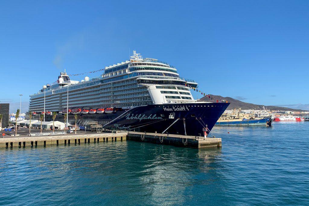 Luxify Mein Schiff 1 Reisebericht Kanaren Madeira TUICruises