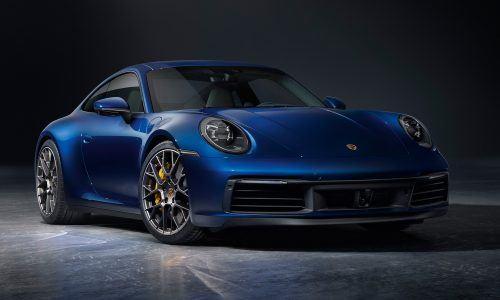 992 - Porsche 911, die neuste Generation