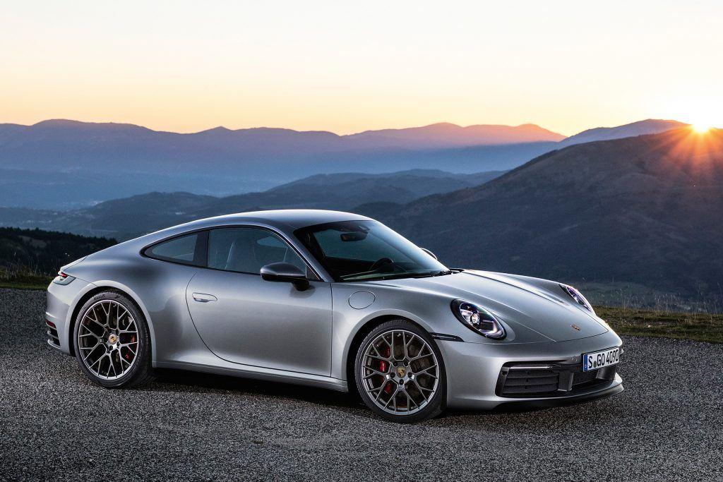 Luxify Porsche 911 Carrera S 4S Typ 992 2019