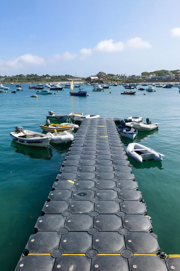 Luxify Reisebericht Scilly Islands Hugh Town St. Marys Seabourn Quest