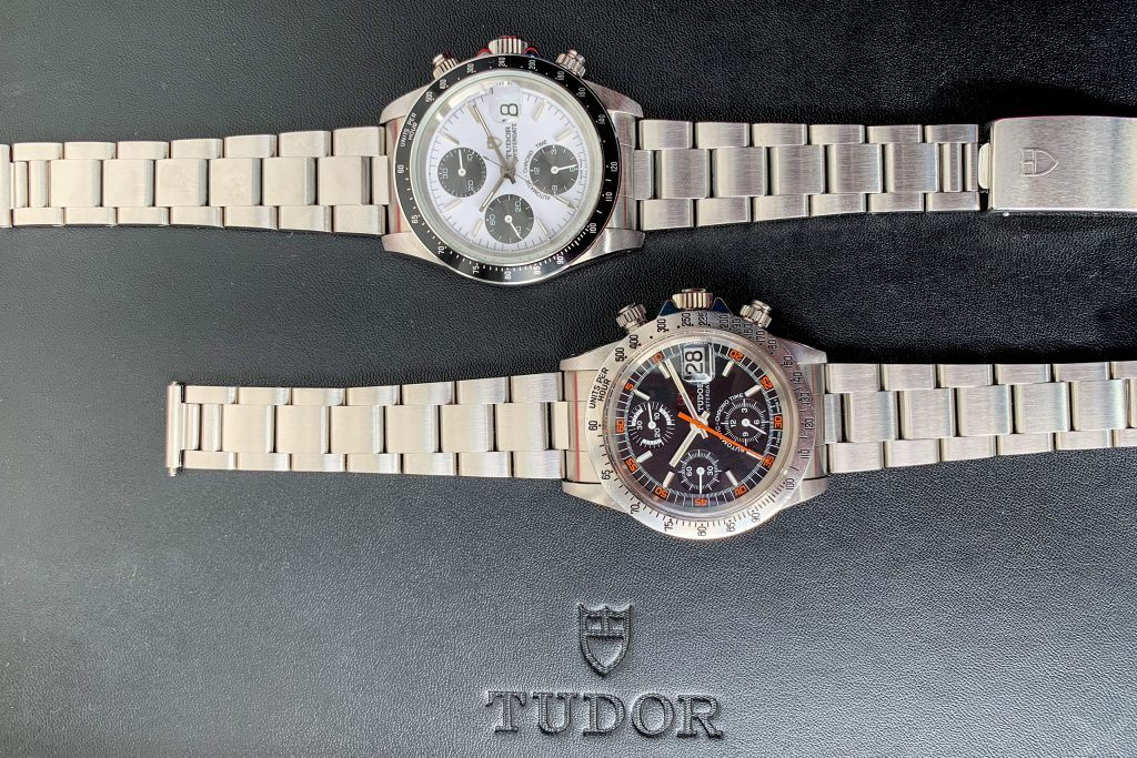 Luxify Tudor Vintage Chronograph Review Montecarlo Homeplate