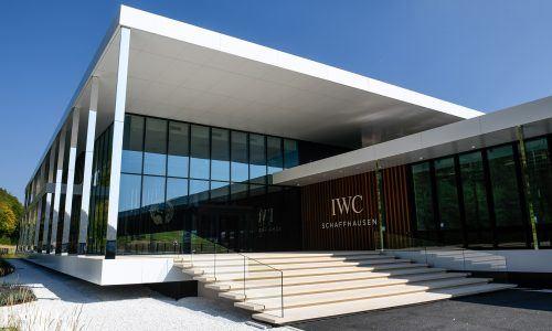 IWC und das neue Manufakturzentrum
