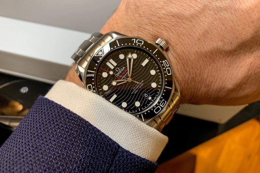 Omega Seamaster Diver 300M Luxify München