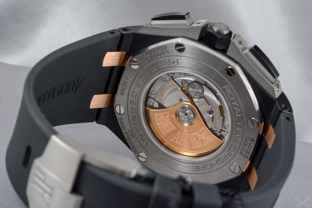 Luxify Review Hands-on Audemars Piguet Royal Oak Offshore Pride of Germany 2019