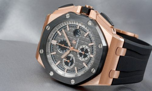 Pride of Germany - eine Audemars Piguet Royal Oak Offshore für Deutschland