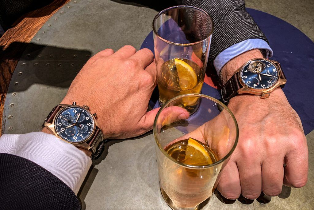 IWC Pilot's Watch Collection Luxify Review SIHH 2019