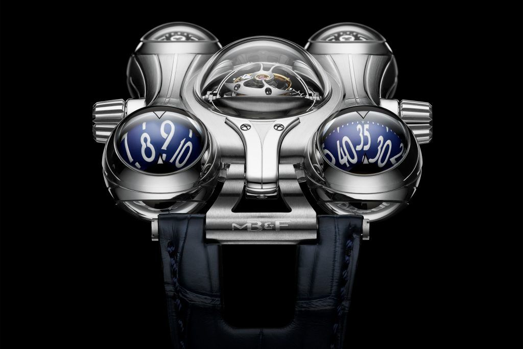 MB&F Horological Machine No. 6 HM6 Final Edition