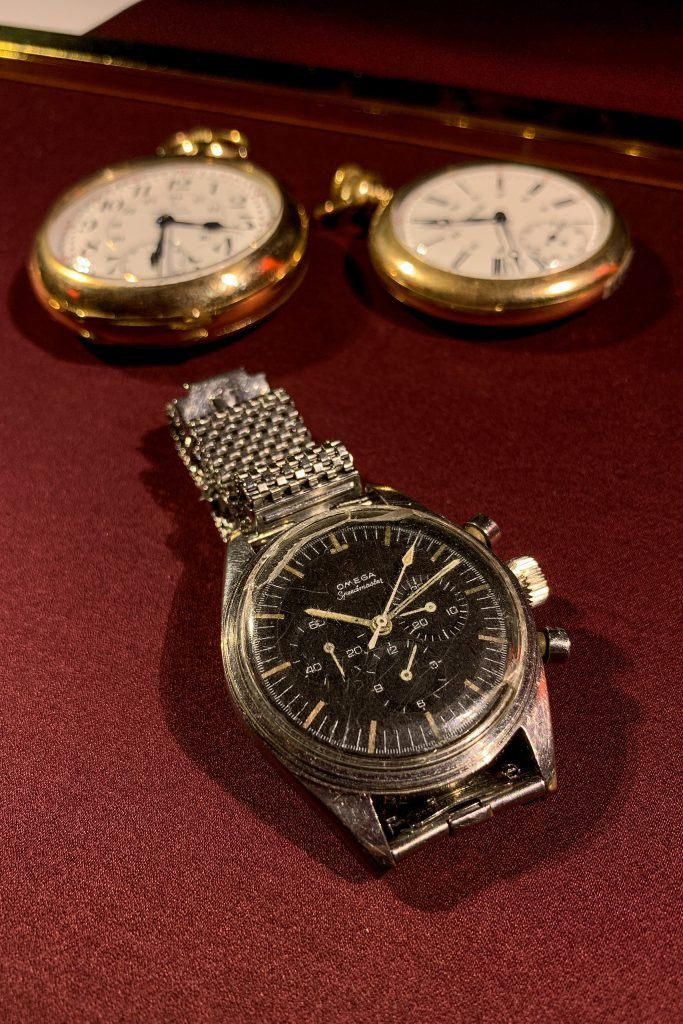 Omega 125 Years Cal. 19 Calibre 321 Luxify Speedmaster Apollo