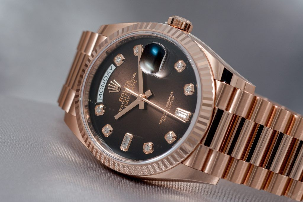 Luxify Review Rolex Neuheiten News Baselworld 2019 128235