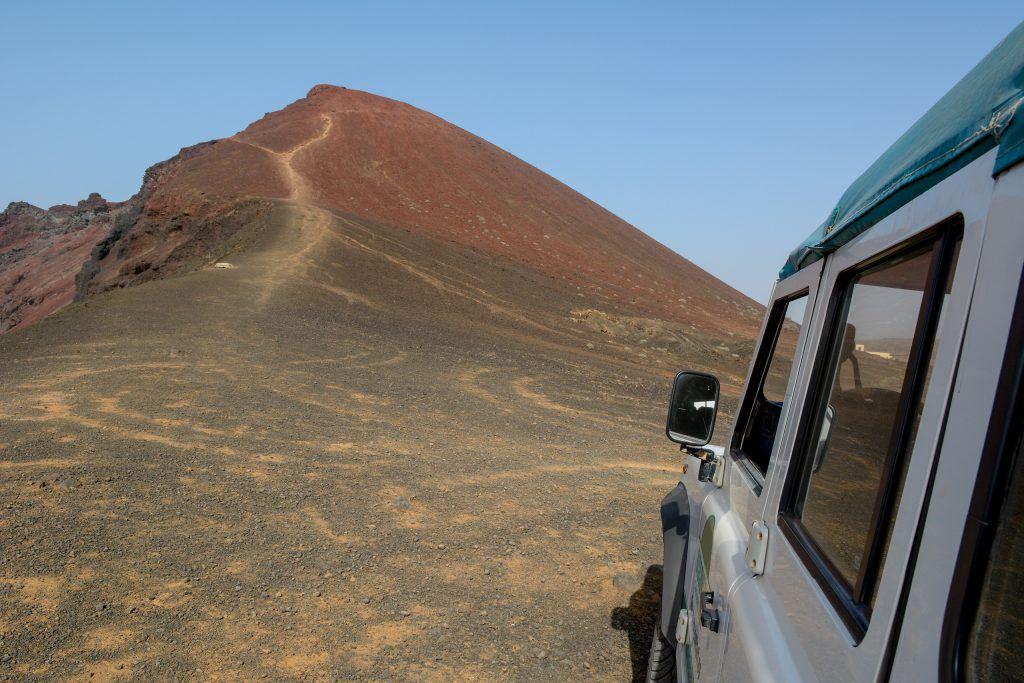 Luxify Reisebericht AIDAnova Kanaren Lanzarote Jeep Safari Land Rover Defender