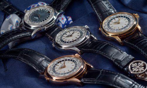 Patek Philippe World Time: die vier Versionen der 5110