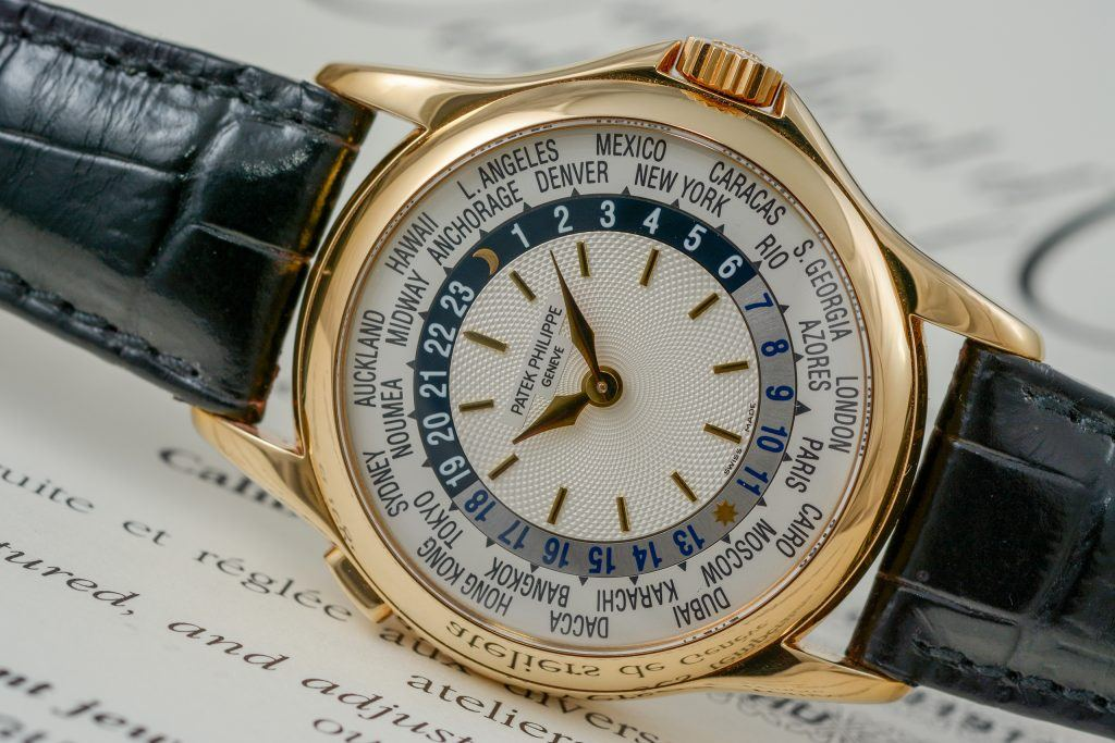Luxify Patek Philippe World Time 5110G 5110R 5110J 5110P Dr. Crott