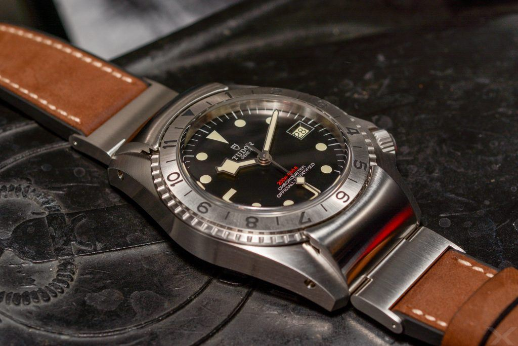 Luxify Review Test Tudor Black Bay P01 Commander Baselworld 2019 70150