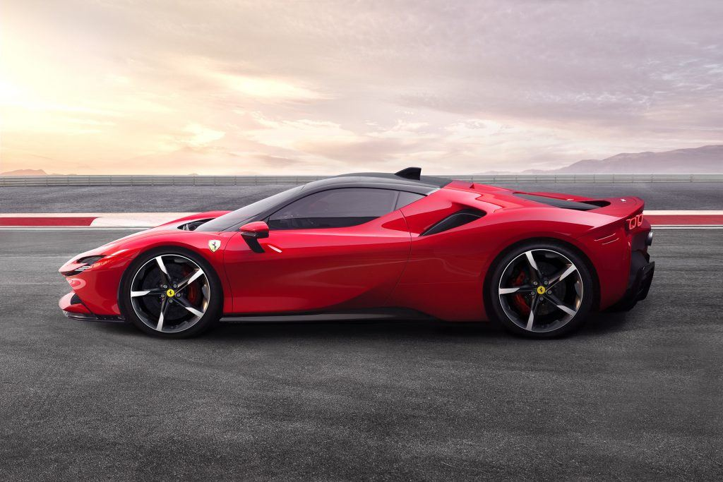 Luxify Preview Ferrari SF90 Stradale Supercar