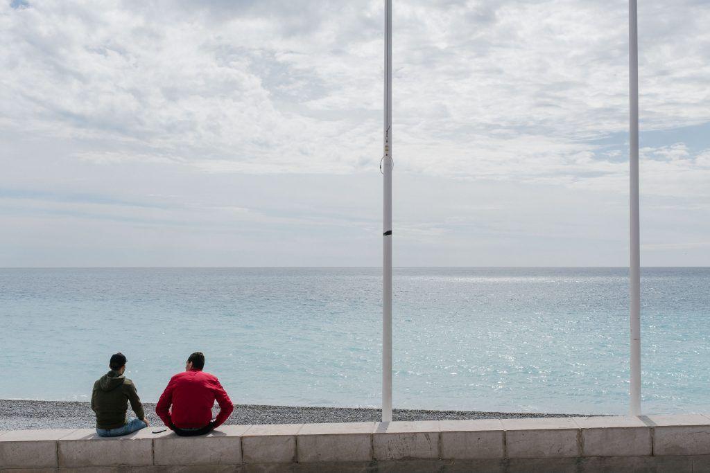 Martin U Waltz Seascapes Nizza Nice Luxify