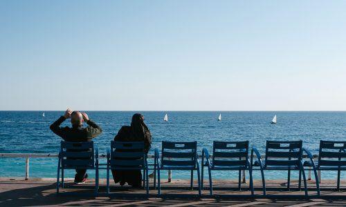 Seascapes: Promenade des Anglais, Nizza