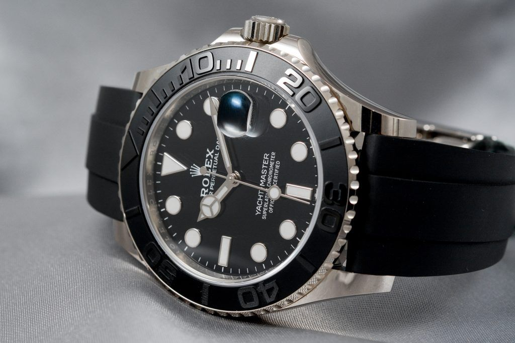 Luxify Review Rolex Yacht-Master 42 Yachtmaster 226659