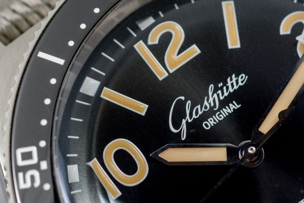 Luxify Review Hands-on Glashütte Original SeaQ 1969
