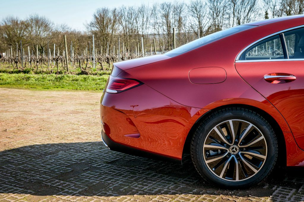 Luxify Auto Test Mercedes CLS 450 C 257 2019 Design