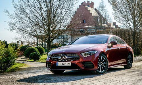 Mercedes CLS - Design von einem anderen Stern