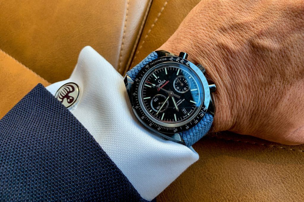 Luxify Omega Speedmaster Moonwatch Apollo 11 Event München
