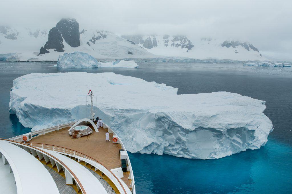 Luxify Reisebericht Antarktis und Patagonien mit Seabourn Quest