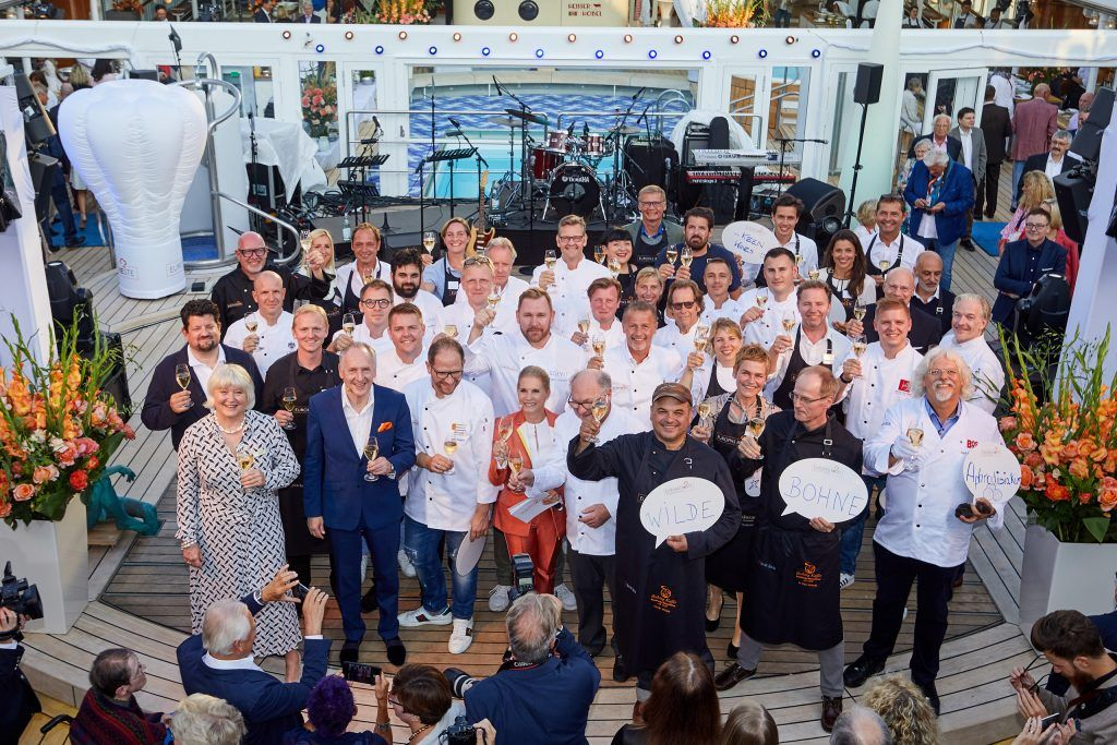 Luxify Gourmet Event EUROPAs Beste 2019 Hamburg