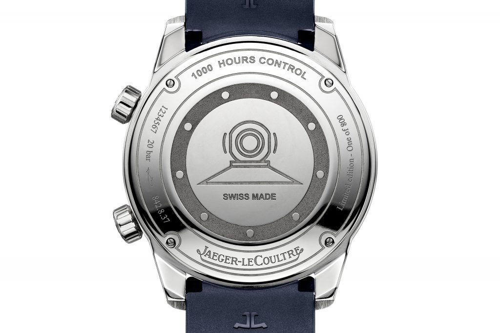 Luxify Review Jaeger-LeCoultre Polaris Date Ref. Q9068681