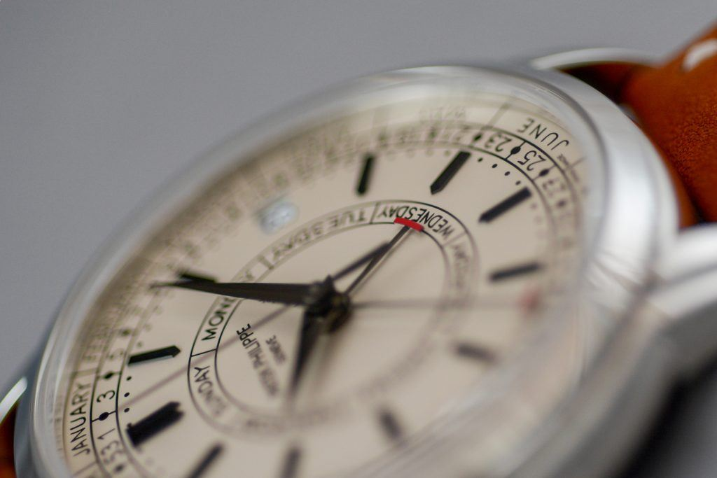 Luxify Review Patek Philippe Calatrava Weekly Calendar Ref. 5212A-001