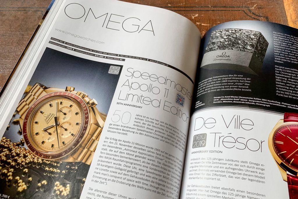 Luxify Uhren Exclusiv 2020 Kompendium Katalog Magazin