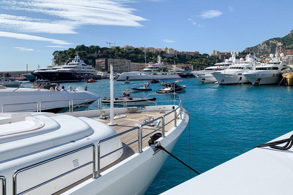 Luxify Monaco Yacht Show MYS 2019