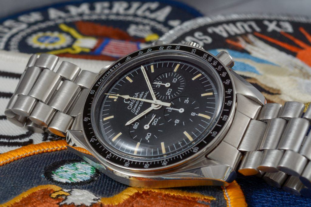 Luxify Vintage Omega Speedmaster Moonwatch Speedy Dr. Crott Auctioneers